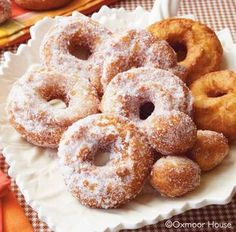 Old Fashioned Potato Doughnuts recipe from Gooseberry Patch