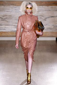 L'Wren Scott Fall 2013 Ready-to-Wear Collection Slideshow on Style.com