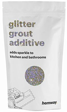 Hemway | Glitter Grout Tile Additive 100g for Tiles Bathr... https://www.amazon.ca/dp/B0725SHWSQ/ref=cm_sw_r_pi_dp_x_9n9Azb98JEKJB