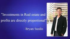 The life of Bryan Susilo: Bryan Susilo - Perfect Investor in Real Estate