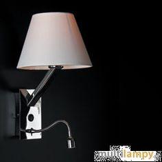 MaxLight Orlando LED kinkiet 2-punktowy 5103WA/WH - Multilampy.pl