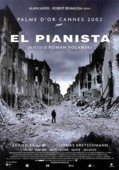 El Pianista  una película de Roman Polanski