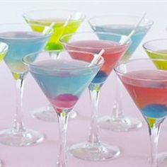 Blow Pop Martini Cocktails & Other Cocktail Recipes