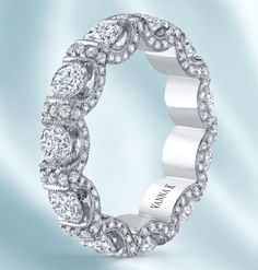 Vanna K Engagement Rings and Wedding Bands, Karats Jewelers, Overland Park, KS, www.karats.us