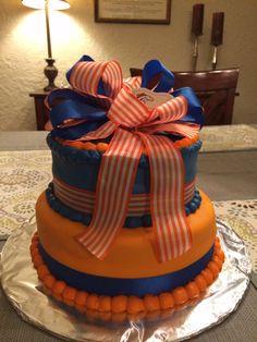 My Bronco cake