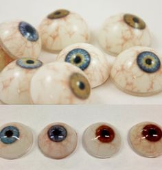 3D Printed Eyes. London's Fripp Design and Research collaborated with Manchester Metropolitan University to produce prosthetic eyes that are barely distinguishable from the real thing. What's more, they can produce around 150 in an hour at a fraction of the cost of eyes made by hand, the method currently used to craft them.