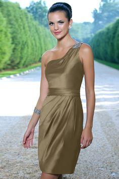 bronze bridesmaid dresses - Google Search