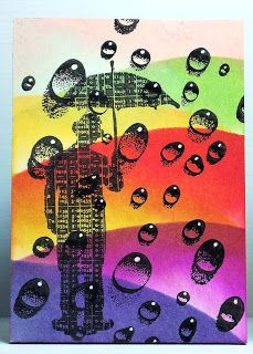 Eileen's Crafty Zone: Three Artist Trading Cards.