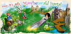 Now it´s on... Märchenwald