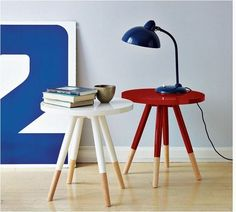 dipped side table - bijzettafel