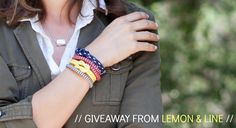 shannon hearts: Win $150 Gift Card to Lemon & Line!