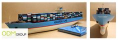 Promotional Gift Idea: Container ships/Cargo ships