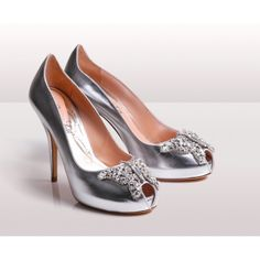 So love the shiny look of these  ArunaSeth  FarfallaShoes. The butterfly  brooch at ff2b4c2aa90