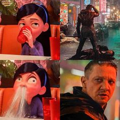 Me seeing Hawkeye in avengers end game Avengers Humor, Marvel Avengers, Marvel Jokes, Marvel Comics, Funny Marvel Memes, Dc Memes, Hawkeye Marvel, Hawkeye Comic, Funny Memes