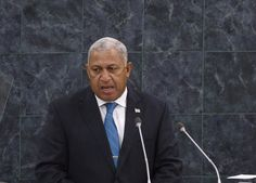 The Prime Minister Of Fiji Wants Gay Citizens To Get Married In Iceland — And Stay There