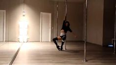 POLE GOALS: Floorwork!!!! I need to learn this stat!!!