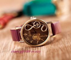 Watch music symbol of style restoring ancient ways by Charmgift009, $7.99