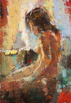 julia klimova paintings - Google Search