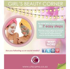 Chicama Spa's Teens Spa Package 2014 Spa Packages, Beauty Corner, Beauty Regime, Wash Your Face, Do It Right, Some Fun, Packaging, Teen, Skin Care
