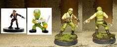 mini-ventures: Beast Ninja Soldier - Arashikage Ninja