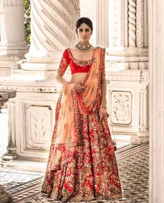@shyamalbhumika 's latest bridal collection should be on every brides wish list!