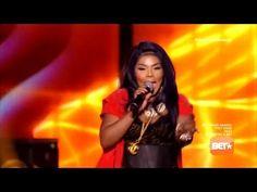 "JESSIE SPENCER: Lil' Kim featuring Missy Elliott, Lisa 'Left Eye' Lopes, Total and Da Brat - ""Not Tonight (Remix)"" (2014 Soul Train Awards)"