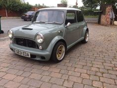 1989 austin mini 1.3 turbo low mileage price drop!!!!