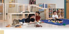 Infant and Toddlers Spaces: Design for a Quality Classroom | Scribd
