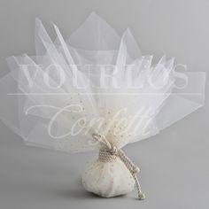 Μπομπονιέρες Γάμου Υφασμάτινες | VOURLOS CONFETTI | Γάμος & Βάπτιση | Μπομπονιέρες - Προσκλητήρια - Κουφέτα Homemade Soap Recipes, Sales, Macrame Projects, Home Made Soap, Diy And Crafts, Lavender, Wedding Planning, Projects To Try, Place Card Holders