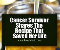 Cancer Survivor Shares The Recipe That Saved Her Life