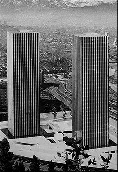 proyecto original de las torres Santa María