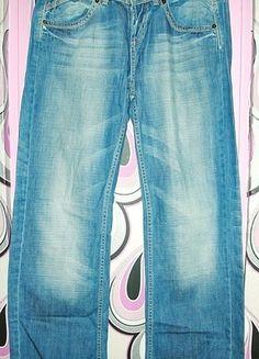 Kaufe meinen Artikel bei #Kleiderkreisel http://www.kleiderkreisel.de/damenmode/jeans/73906160-bootcut-jeans-mit-stonewash-2832-38-blau-mooch