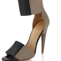 Host Pick L.A.M.B MYA ankle wrap... Ankle wrap heel new With box and dust bag L.A.M.B. Shoes Heels