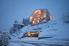 Chalet Anzère, Hérens, Switzerland: https://www.archdaily.com/785167/chalet-anzere-search