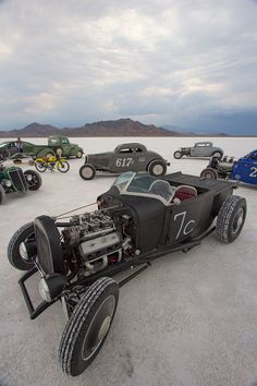 Ill take one of each please. Bonneville... this is why I NEED to go...