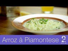 Receita de Arroz à Piamontese em vídeo | Gourmet a Dois