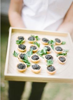 Berry tarts. Photo by Jemma Keech Photography. www.wedsociety.com #wedding #food
