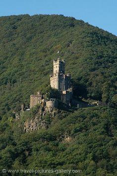Rhine River Castle