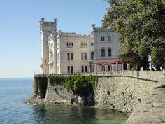 Miramare, Trieste, Italy...been here