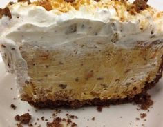 Butterfinger Pie - All food Recipes