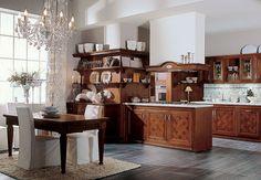Martini mobili- Canto del fuoco- Versailles- cucine