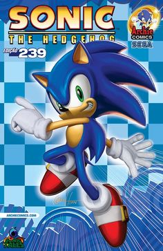 Sonic Tales: Sonic The Hedgehog #239