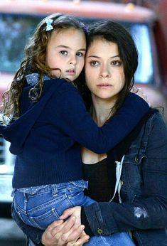 Orphan Black - Sarah & Kira