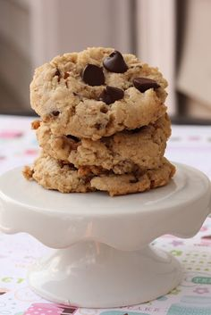 Mmm...is for Mommy: Cooking Light's  Oatmeal Chocolate Chip Pecan Cookies