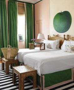 A Beautiful Bedroom Designed by Amanda Lindroth