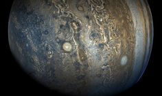 Nasa Juno spacecraft captures a stunning image of Jupiter | Daily Mail Online