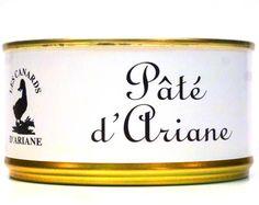 Paštéta - Paté d´Ariane  #patedariane #pasteta #deli #delikatesa #delishop #delikateso #delikatesy #inmedio #obchod