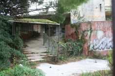 Colonia Fara – The Abandoned Seaside Resort for Children in Italy – Abandoned Playgrounds