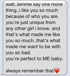 best text messages to send a girl
