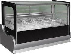 Countertop Gelato Displays Bonvue F-A540V - LJ Stuart and Co Pty Ltd